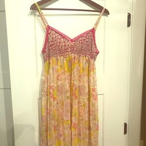 Paisley Nightgown